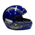 Capacete Fly F7 2010 (Azul)