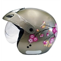 Capacete Fly Twister Flowers
