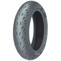 Pneu Traseiro 180/55-17 Power One A R TL Michelin