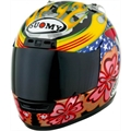 Capacete SUOMY EXPLORER GOLD HAWAHAN