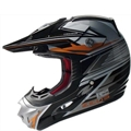 Capacete Zeus 905B P8 Black/Orange