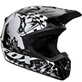 Capacete Fox V1 2011 Checked Out